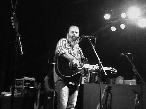 Steve Earle, House of Blues LA 9/27/11