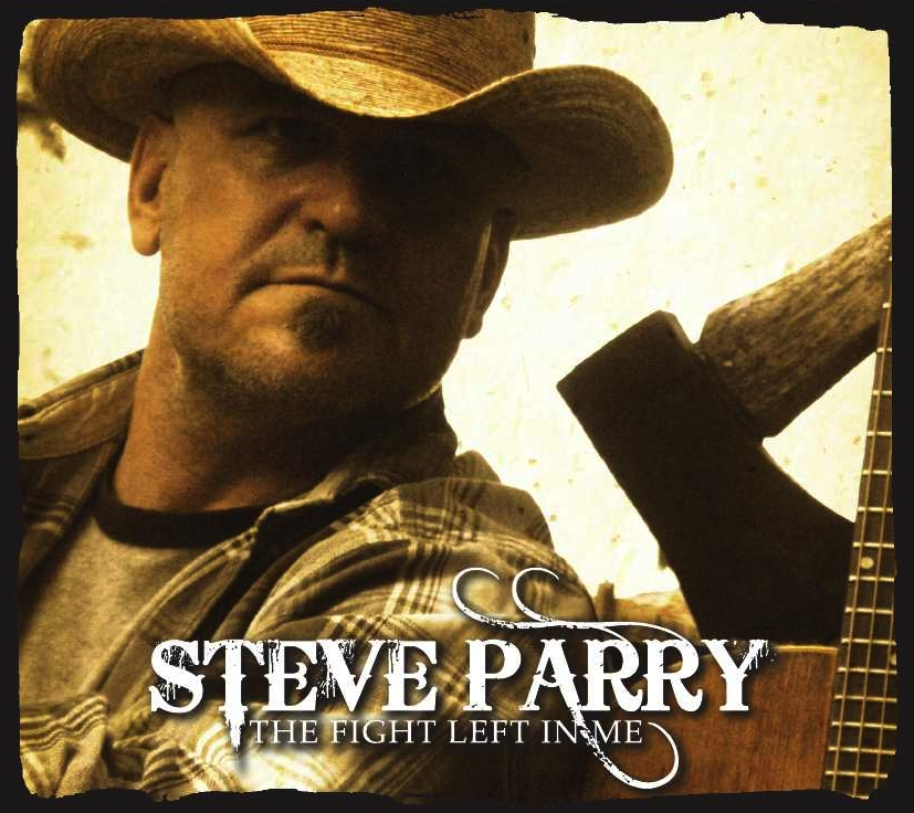 """Review: Steve Parry """"The Fight Left In Me"""""""