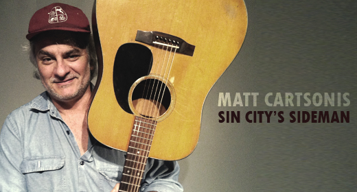 Sin City Spotlight: Matt Cartsonis