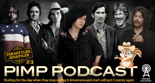 Turnstyled Junkpiled Pimp Podcast #3