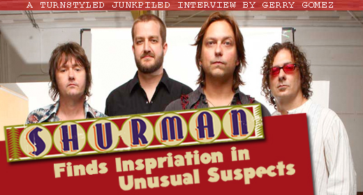 Shurman Finds Inspiration in Unusual Suspects