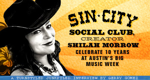 Sin City Social Club Creator, Shilah Morrow, Celebrates 10 Years at SXSW