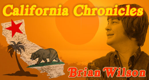California Chronicles: Brian Wilson