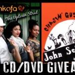 Sankofa Giveaway