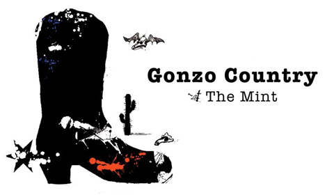 Giveaway: Turnstyled Junkpiled's Gonzo Country at The Mint