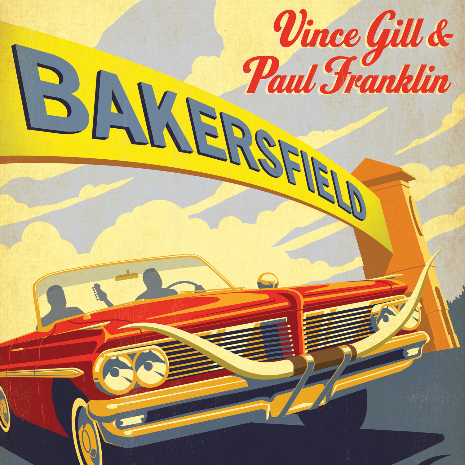 Vince gill paul franklin signed bakersfield cd giveaway for Bakersfield home magazine