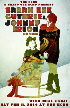 poster sarah and johnny