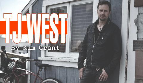 TJ West: March of Tracks