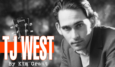 TJ WEST: Rockin' Johnny Burgin