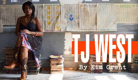 TJ WEST: SAN FRANCISCO ARTIST, JORDANNAH ELIZABETH TO RELEASE A RUSH