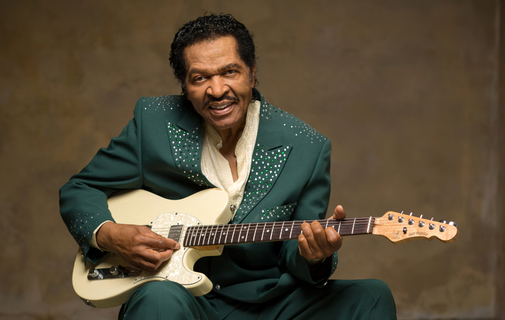 TJ West: Bobby Rush on His New Album Porcupine Meat