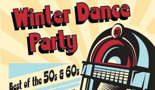 The Grand Ole Echo in Los Angeles is Back for its Third Annual Winter Dance Party