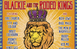 Blackie and The Rodeo Kings celebrate with All-Star Kings & Kings