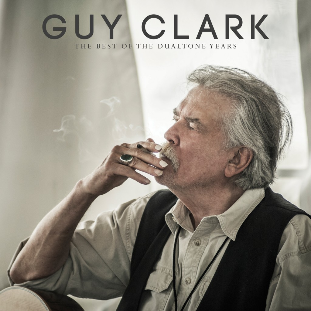 Guy Clark Best Of_cover
