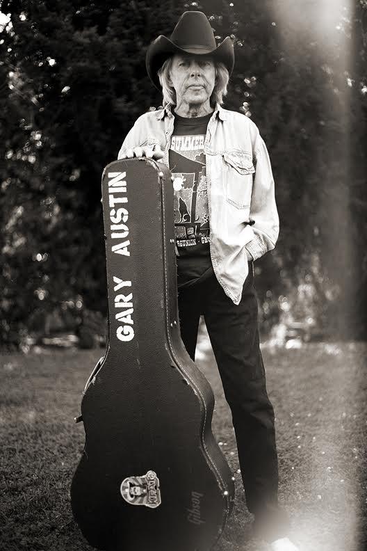 Gary Austin, 2013. Photo, Nelson Blanton.