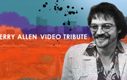 Terry Allen Video Tribute