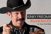 Kinky Friedman: Deep in the Heart of Texas