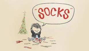 JD McPherson Releases Christmas Album Socks