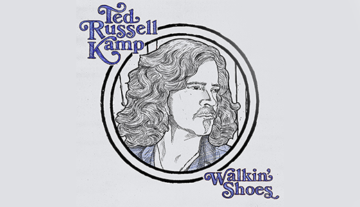 Ted Russell Kamp's Walkin' Shoes