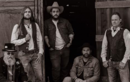 Between the Grooves: Hot Damn, Good Lord Almighty, Whiskey Foxtrot Comes Out Swingin