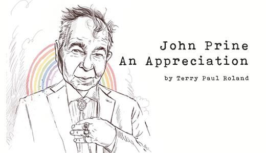 John Prine: An Appreciation