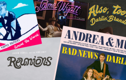 TJ's Anthemic Pandemic Summer Mix with Jaime Wyatt, Jason Isbell, Andrea & Mud, The Harmed Brothers and Darlin' Brando