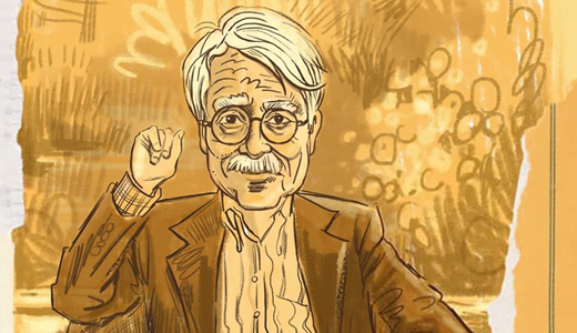 You Are About To Become Involved With Van Dyke Parks!