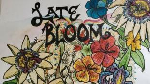 Graber Gryass' Late Bloom