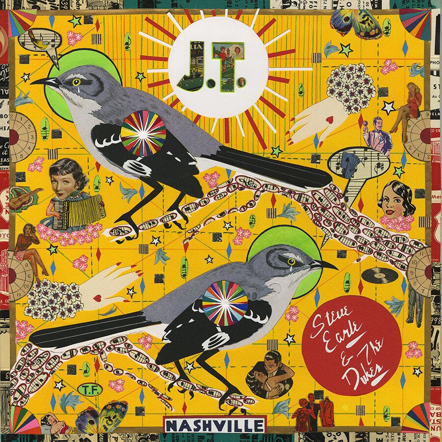 J.T. by Steve Earle