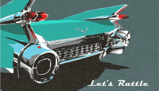D.D. Verni and the Cadillac Band's Let's Rattle